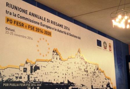Calendario Eventi Ostuni 2020.Riunione Annuale Di Riesame 2016 Pon Governance Capacita