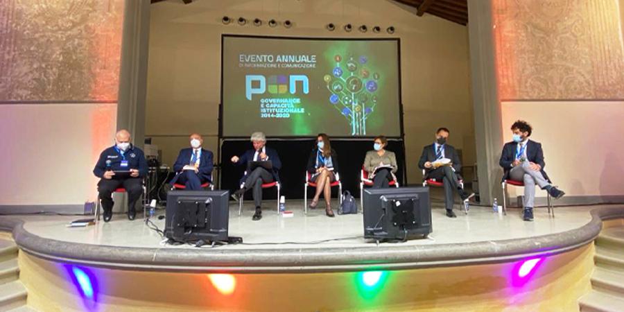 Evento annuale PON Governance 2021